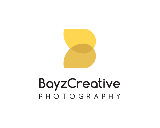 Bayz Creative Photography Logo Design