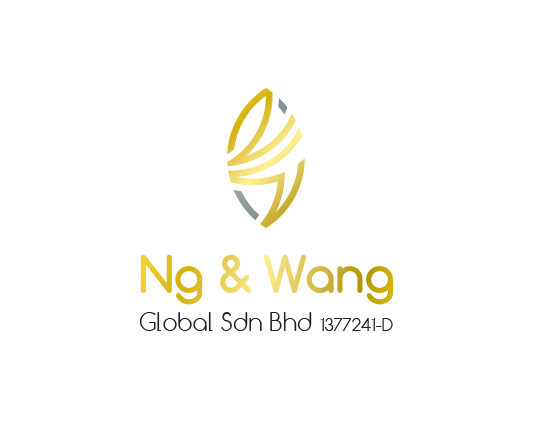 Ng & Wang Logo Design