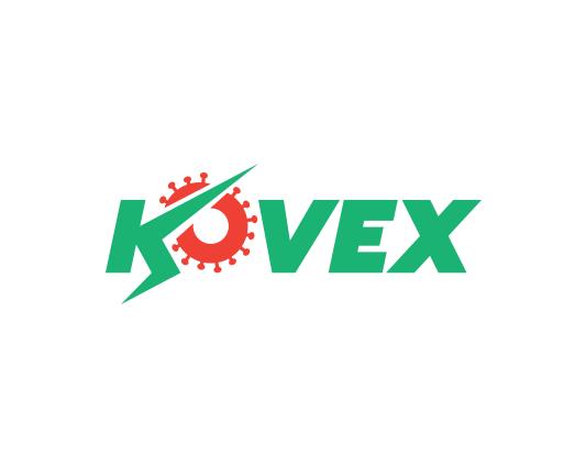Kovex Logo Design