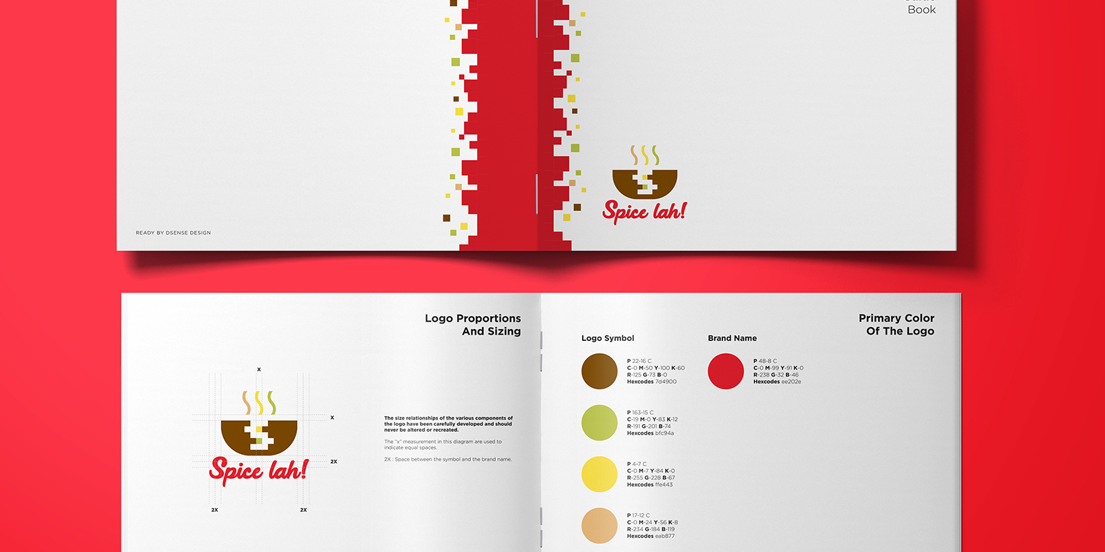 Spice lah! brand guide