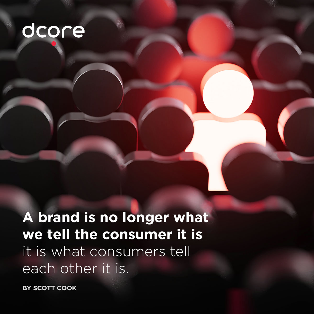 branding quotes by SCOTT COOK​