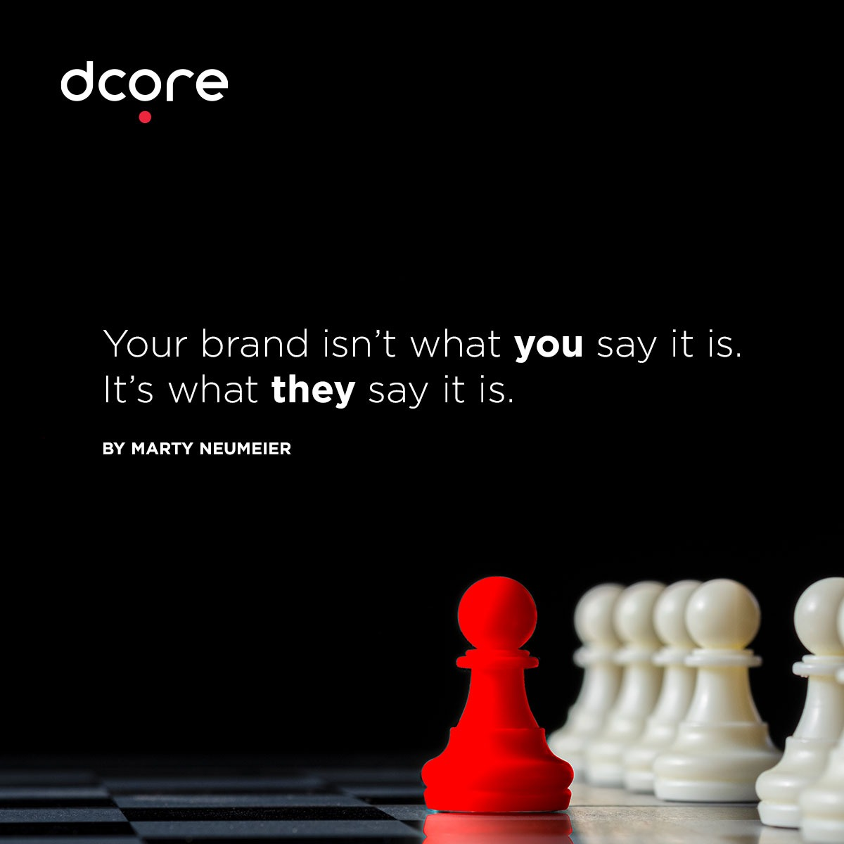 branding quotes by MARTY NEUMEIER