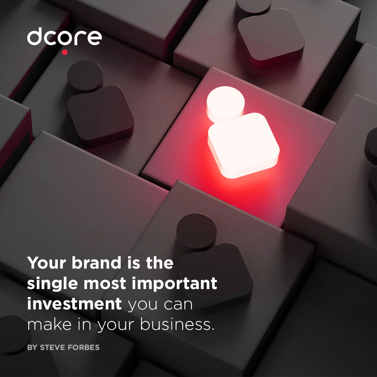 branding quotes by STEVE FORBES